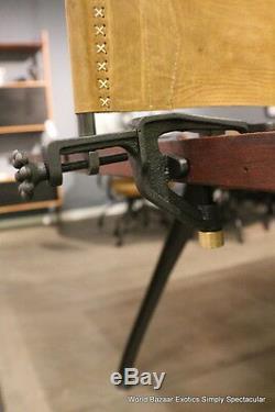 Kit Cuir Filet Laiton Et Pinces Fer Pour Tables De Ping Pong Industrielles