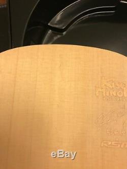 Lame De Tennis De Table Xiom Athena Platinum Rsm Spéciale J-pen Kiso Hinoki 1 Pli