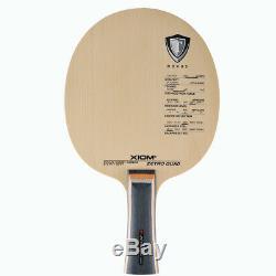 Lame De Tennis De Table Xiom Zetro Quad (livraison Dhl Express Gratuite)