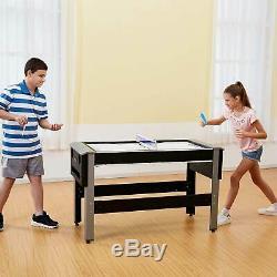 Lancaster 4in1 Bowling, Hockey, Tennis De Table, Table De Billard (reconditionné Certifié)