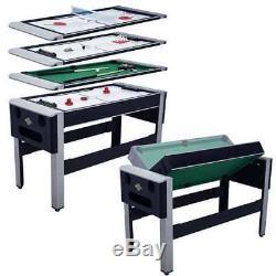 Lancaster 54 4 1 Piscine Bowling Hockey Tennis De Table Combo Table De Jeu (occasion)