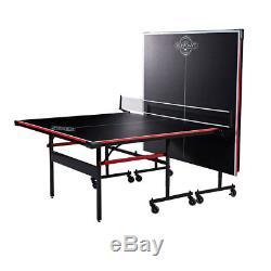 Lancaster Facile À Assembler, Jeu De Tennis De Table Intérieur Portable Compact