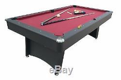 MD Sports 84 Billard Et Table De Ping-pong