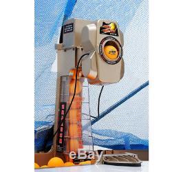 Machine D'entraînement De Robot De Tennis De Table De Base V. Super Master Catch Net & Remote Balls