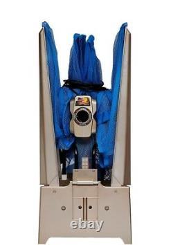 Machine D'entraînement Robot De Tennis De Table Aveccatch Net & Sans Fil À Distance 100 Balles Top V