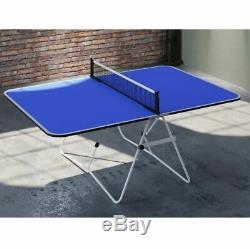 Meilleur Ping-pong Tennis Intérieur Pliable Patio Dorm Den Mancave Accueil Gameroom