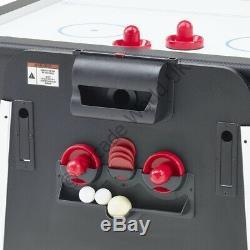 Mightymast 7ft Revolver 3-in-1 Piscine Air Hockey Tennis De Table
