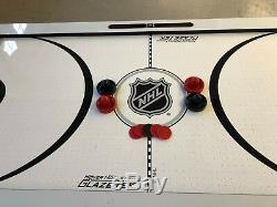 NHL Hockey Power Play Hover Table Avec Tennis De Table Top 80 Pouces (2,03 M)