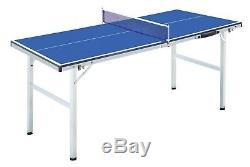 Nd Pliant Mini Tennis De Table De Ping-pong Portable Set Jeux Jouer Sport Avec Net