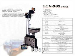 New Y&t 988/989 + Avance Fonctionnalité, Ping Pong Table Tennis Robot Ball Machine USA