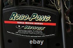 Newgy Robo Pong 2040 Tennis De Table Automatique Ping Pong Shooter Machine Robot