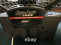 Newgy Robo Pong 2040+(plus) Robot De Tennis De Table En Grand État