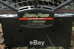 Newgy Robo Pong 2050 64 Drill Numérique Tennis De Table Entraîneur Robot Non À Distance