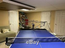 Newgy Robo Pong 2050 Robot Tennis De Table