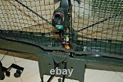 Newgy Robo Pong 2050 Robot Tennis De Table- Non Testé