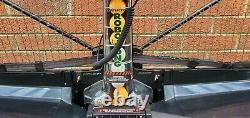 Newgy Robo Pong 2050 Tennis De Table Robot Retour Automatique Servir La Pratique De La Vitesse
