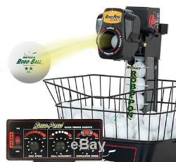 Newgy Robo-pong 1040+ Tennis De Table / Ping Pong Robot