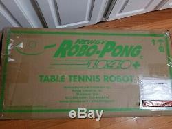 Newgy Robo-pong 1040+ Tennis De Table / Ping Pong Robot Nouveau
