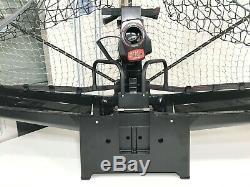 Newgy Robo-pong 2040 Tennis De Table De Ping-pong Robot Untested Aucun Contrôleur Aucun Cordon