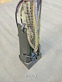 Newgy Robo-pong 2050 Robot De Tennis De Table Numérique Programmable Avec Télécommande