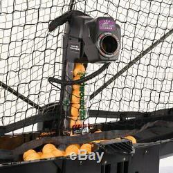 Newgy Robo-pong 2050 Robot Numérique Tennis De Table Avec Recyclage Net