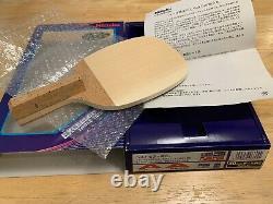 Nittaku Aa Kiso Hinoki 1-ply Table Tennis Blade Paddle Made In Japan Penhold
