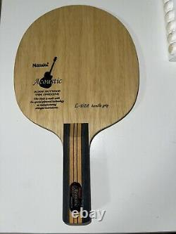 Nittaku Acoustic Poignée St De Taille L Tennis De Table Blade