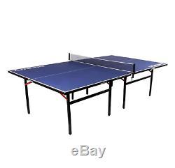 Nouveau Indoor Table De Tennis De Table Compact Table Pliante Ping-pong De Ping-pong Tabl