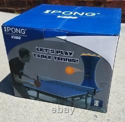 Nouveau Modèle Amélioré Ipong V300 Robot D'entraînement Au Tennis De Table Avec Télécommande Sans Fil
