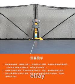 Nouveau Modèle (modifié Jt-a, Mieux) Ping Pong Robot De Tennis De Table