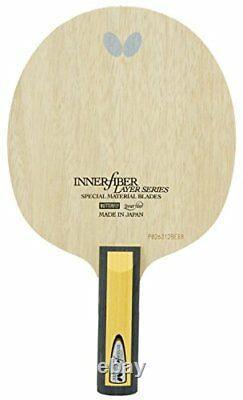 Nouvelle Raquette De Tennis De Table Papillon Innerforce Layer Zlc St 36684 Made In Japan