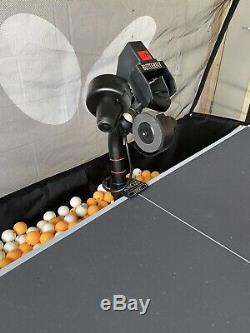 Papillon Amicus Table Tennis Expert Robot