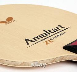Papillon Amultart Zl Carbone Lame Tennis De Table, Racket De Ping-pong
