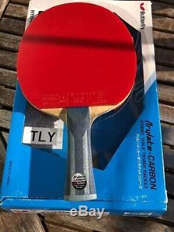 Papillon Innerforce Alc Fl Tennis De Table Lame Mxp Pro Version Caoutchoucs