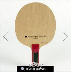 Papillon Jun Mizutani Super Zlc Tennis De Table Paddle Racket Shakehand Fl St V E