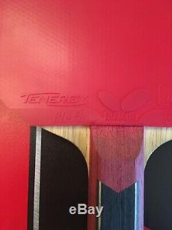 Papillon Jun Mizutani Zlc St Attaque Tremblement Tenergy 80 Table Tennis Pro Ping Pong