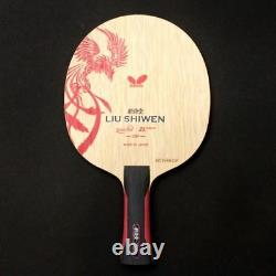 Papillon Liu Shiwen Zlf Fl, St Blade Table Tennis, Ping Pong Racket, Bat