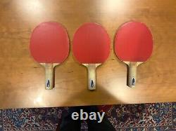 Papillon Photino Light Table Tennis Paddle Avec Dignics 09c Et 05 Rubbers