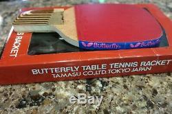 Papillon Senkoh-1 Table Tennis Racket