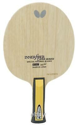 Papillon Tennis De Table Racket Innerforce Couche Zlc Attaque Anatomique Japon F / S Nouveau