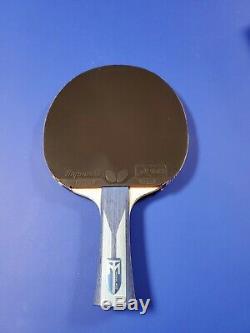 Papillon Tennis De Table Timo Boll Alc Cambo Withdignics05 Noir Et Rouge 64 Trenrgy