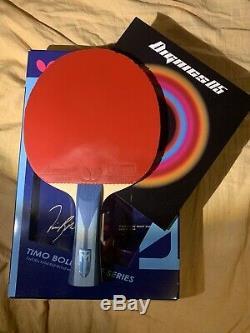 Papillon Tennis De Table Timo Boll Alc Withdignics05 / Corbor Caoutchoucs Paddle