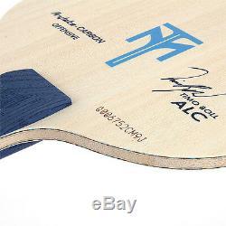 Papillon Timo Boll Alc Lame Shakehand (st / Fl) Tennis De Table De Ping-pong Pagaies