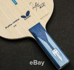 Papillon Timo Boll Alc-fl Lame Tennis De Table, Racket De Ping-pong