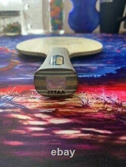 Papillon Viscaria Table Tennis Blade (poignée Évasée)