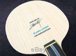 Papillon Zhang Jike Alc Fl Lame Tennis De Table, Racket De Ping-pong