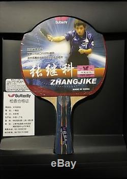 Papillon Zhang Jike Box Set Tennis De Table Et Racket Cas Avec Livraison Gratuite