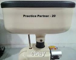 Partenaire D'entraînement Butterfly Table Tennis Robot Fun Ball Machine Launcher Pp20