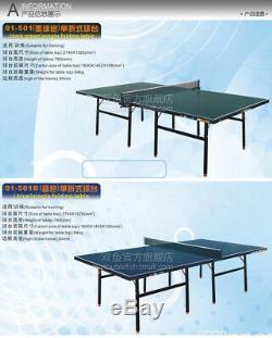 Ping Pong Decent Intérieur De Tennis De Table Local Ramassage Livraison Gratuite Inférieur $$$