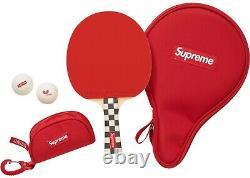 Ping Pong Paddle Set De Tennis De Table De Ping-pong Suprême Papillon Sans Ouverture Bnib